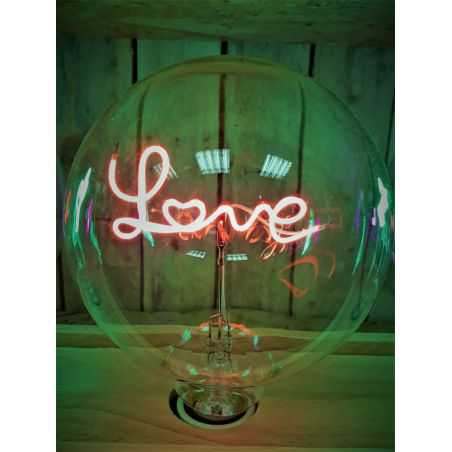 Neon Light Bulb For Table Lamp Retro Lighting  Smithers of Stamford £ 28.00 Store UK, US, EU, AE,BE,CA,DK,FR,DE,IE,IT,MT,NL,N...