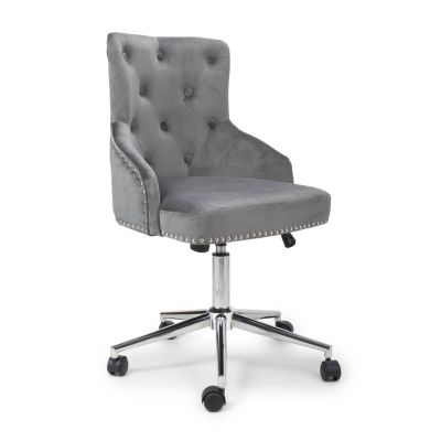 Chaise Velvet Office Chair