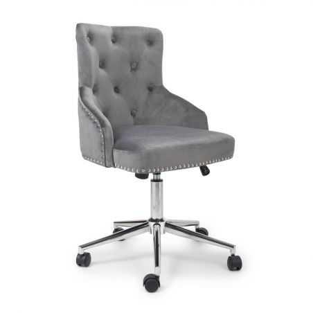 Chaise Velvet Office Chair Designer Furniture  £315.00 Store UK, US, EU, AE,BE,CA,DK,FR,DE,IE,IT,MT,NL,NO,ES,SE