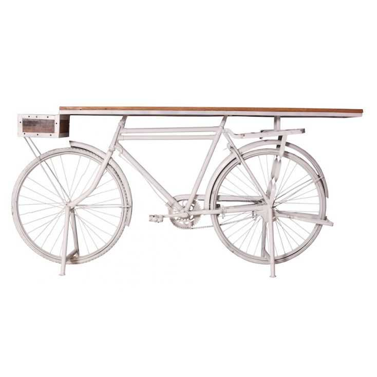 Bicycle Table Repurposed Furniture Smithers of Stamford £ 765.00 Store UK, US, EU, AE,BE,CA,DK,FR,DE,IE,IT,MT,NL,NO,ES,SE