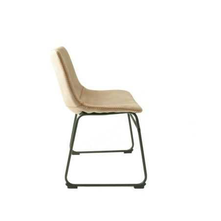 Industrial Moleskin Dining Chairs Industrial Furniture Smithers of Stamford £340.00 Store UK, US, EU, AE,BE,CA,DK,FR,DE,IE,IT...