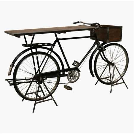 Bicycle Table Side Tables & Coffee Tables Smithers of Stamford £675.00 Store UK, US, EU, AE,BE,CA,DK,FR,DE,IE,IT,MT,NL,NO,ES,SE