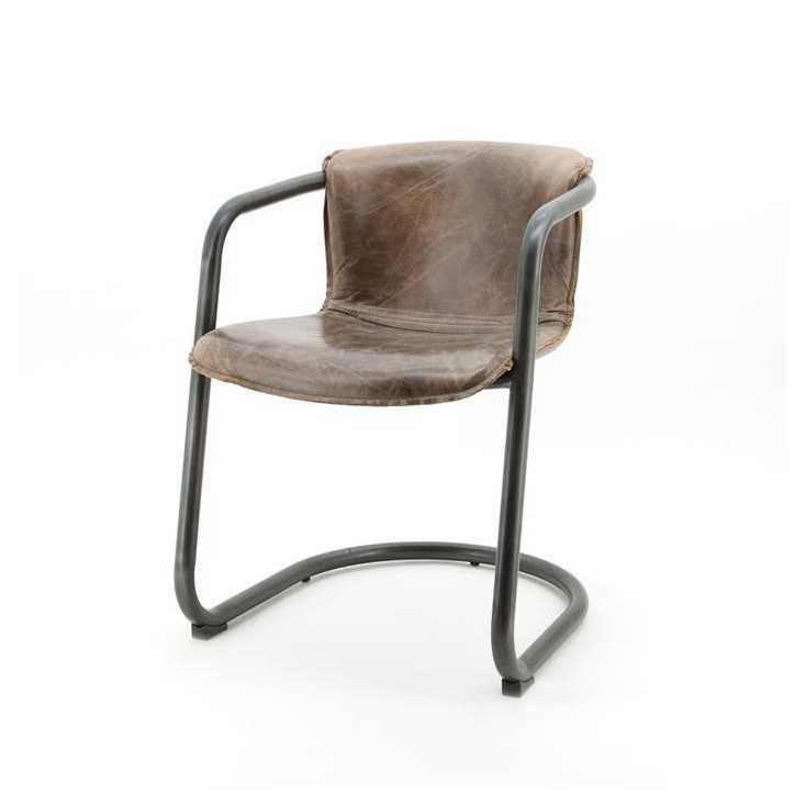 Aviator Tornado Leather Dining Chairs Chairs Smithers of Stamford £480.00 Store UK, US, EU, AE,BE,CA,DK,FR,DE,IE,IT,MT,NL,NO,...