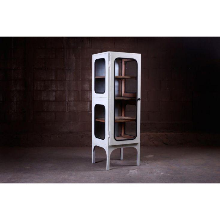 Tall Knickerbocker Display Cabinet Reclaimed Wood Furniture £ 1,188.00 Store UK, US, EU, AE,BE,CA,DK,FR,DE,IE,IT,MT,NL,NO,ES,SE
