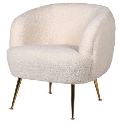 Merino Wool Occasional Tub Chair