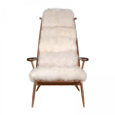 Sheepskin Armchair