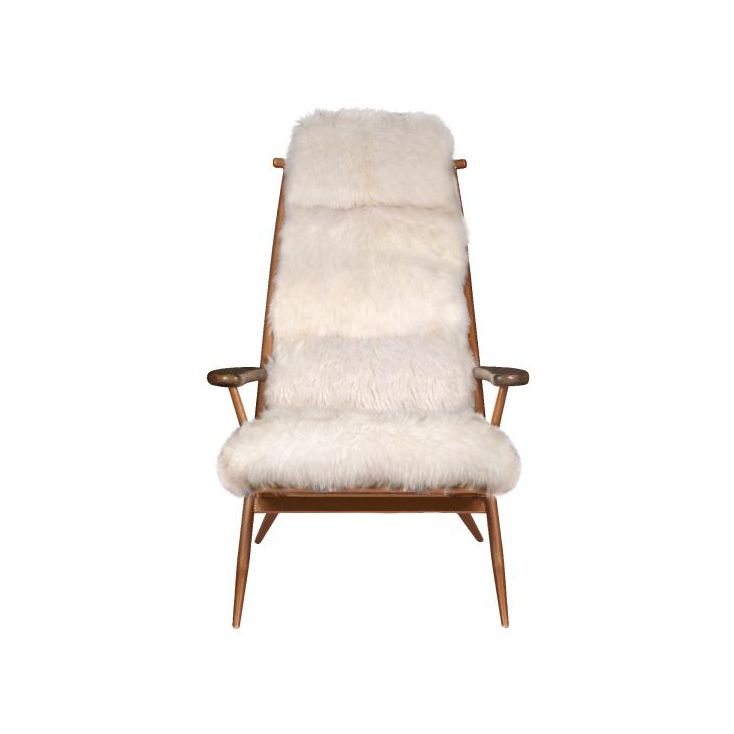 Sheepskin Armchair Designer Furniture Smithers of Stamford £ 1,200.00 Store UK, US, EU, AE,BE,CA,DK,FR,DE,IE,IT,MT,NL,NO,ES,SE