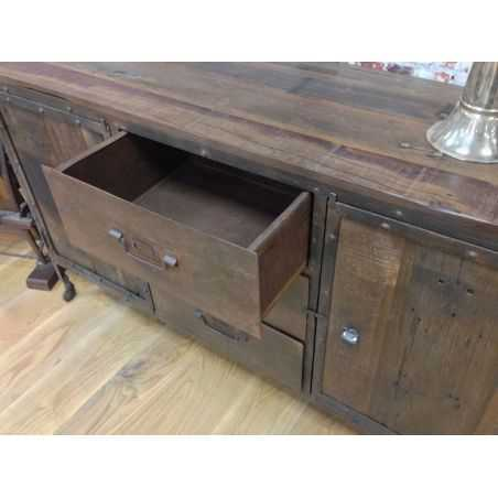 Industrial Sideboard Home Smithers of Stamford £ 878.00 Store UK, US, EU, AE,BE,CA,DK,FR,DE,IE,IT,MT,NL,NO,ES,SE