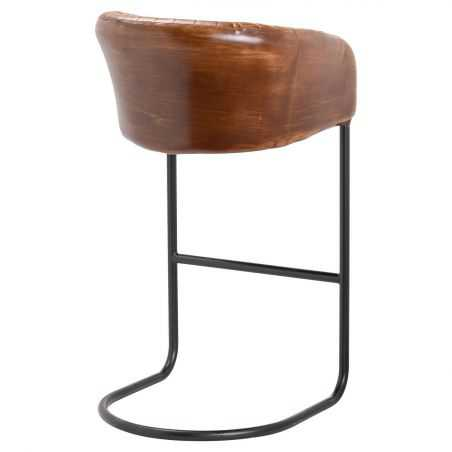 Luxury Bar Stools With Backs Industrial Furniture Smithers of Stamford £ 340.00 Store UK, US, EU, AE,BE,CA,DK,FR,DE,IE,IT,MT,...