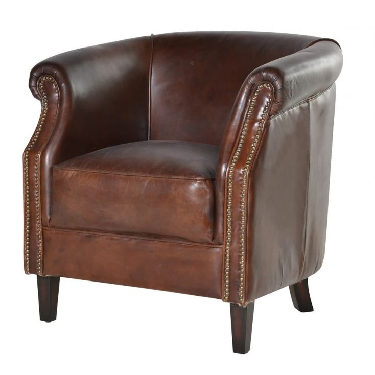 Mayfair Leather Club Chair Vintage Furniture Smithers of Stamford £ 957.00 Store UK, US, EU, AE,BE,CA,DK,FR,DE,IE,IT,MT,NL,NO...