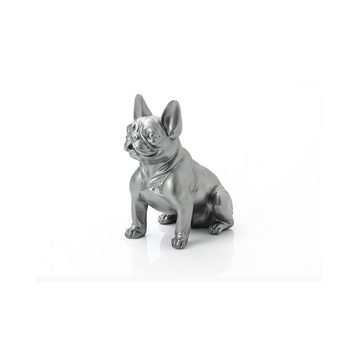 Gold or Silver French Bulldog Ornaments Retro Ornaments Smithers of Stamford £ 189.00 Store UK, US, EU, AE,BE,CA,DK,FR,DE,IE,...