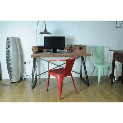 Reclaimed Retro Vintage Industrial Office Furniture Uk