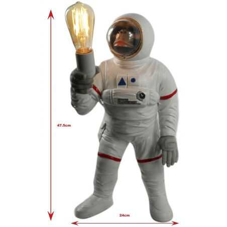 Caesar Space Monkey Lamp Retro Ornaments  £ 120.00 Store UK, US, EU, AE,BE,CA,DK,FR,DE,IE,IT,MT,NL,NO,ES,SE