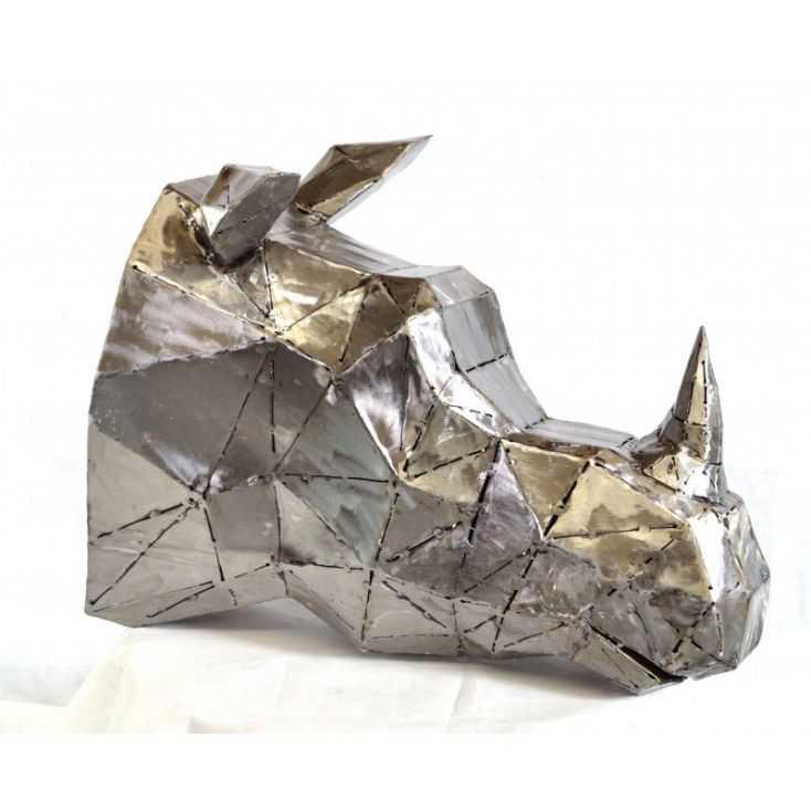 Rhino Head Retro Ornaments Smithers of Stamford £ 260.00 Store UK, US, EU, AE,BE,CA,DK,FR,DE,IE,IT,MT,NL,NO,ES,SE