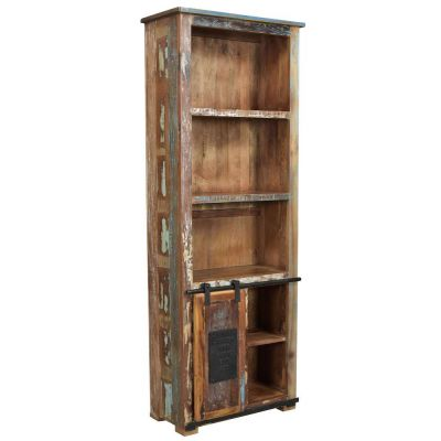 Jupiter Reclaimed Wood Bookcase