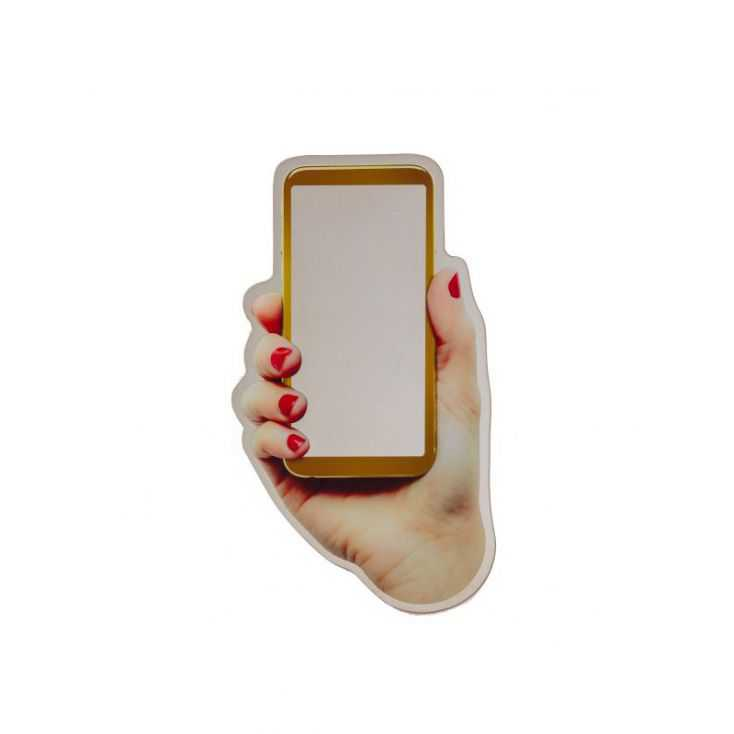 Seletti Selfie Mirror Retro Gifts  £ 189.00 Store UK, US, EU, AE,BE,CA,DK,FR,DE,IE,IT,MT,NL,NO,ES,SE