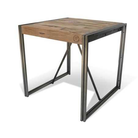 New York Loft Quad Table Home Smithers of Stamford £ 587.00 Store UK, US, EU, AE,BE,CA,DK,FR,DE,IE,IT,MT,NL,NO,ES,SE