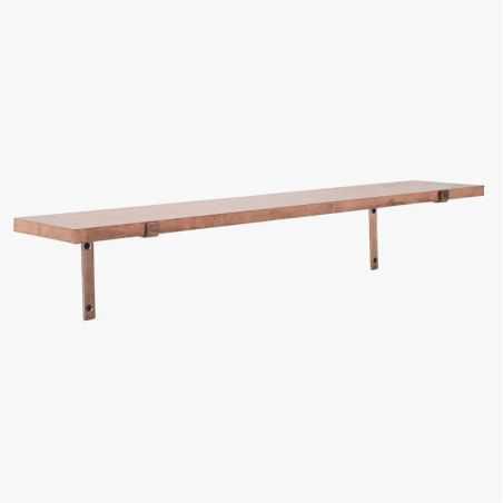 Copper Wall Shelf Storage Furniture Smithers of Stamford £69.00 Store UK, US, EU, AE,BE,CA,DK,FR,DE,IE,IT,MT,NL,NO,ES,SE