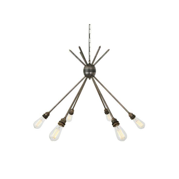 Sputnik Chandelier Vintage Lighting Smithers of Stamford £ 600.00 Store UK, US, EU, AE,BE,CA,DK,FR,DE,IE,IT,MT,NL,NO,ES,SE