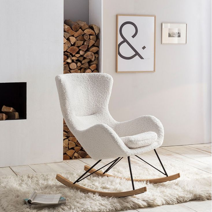 Teddy Rocking Chair Bedroom £ 780.00 Store UK, US, EU, AE,BE,CA,DK,FR,DE,IE,IT,MT,NL,NO,ES,SE