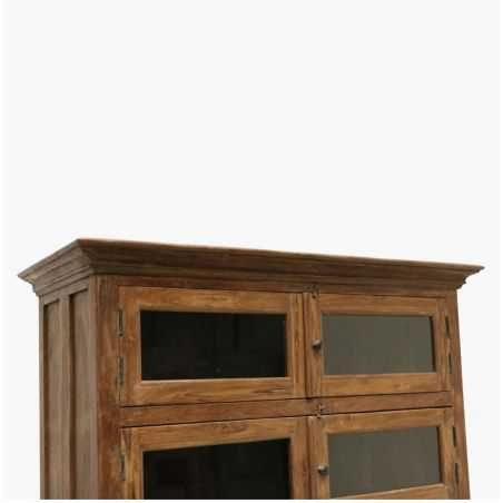 Apothecary 10-Door Locker Cabinet With Glass Doors Storage Furniture Smithers of Stamford £ 1,584.00 Store UK, US, EU, AE,BE,...