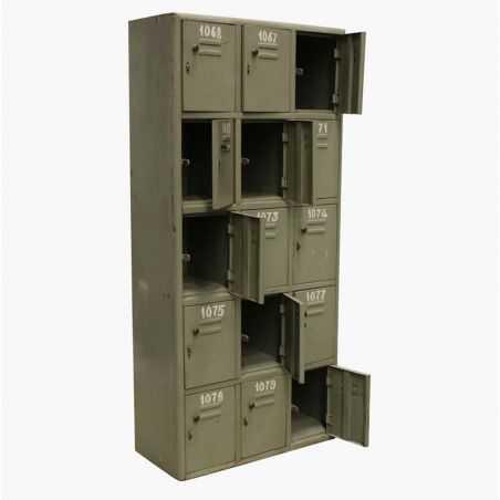 Antique Bank Deposit Locker Cabinets & Sideboards  £ 1,158.00 Store UK, US, EU, AE,BE,CA,DK,FR,DE,IE,IT,MT,NL,NO,ES,SE