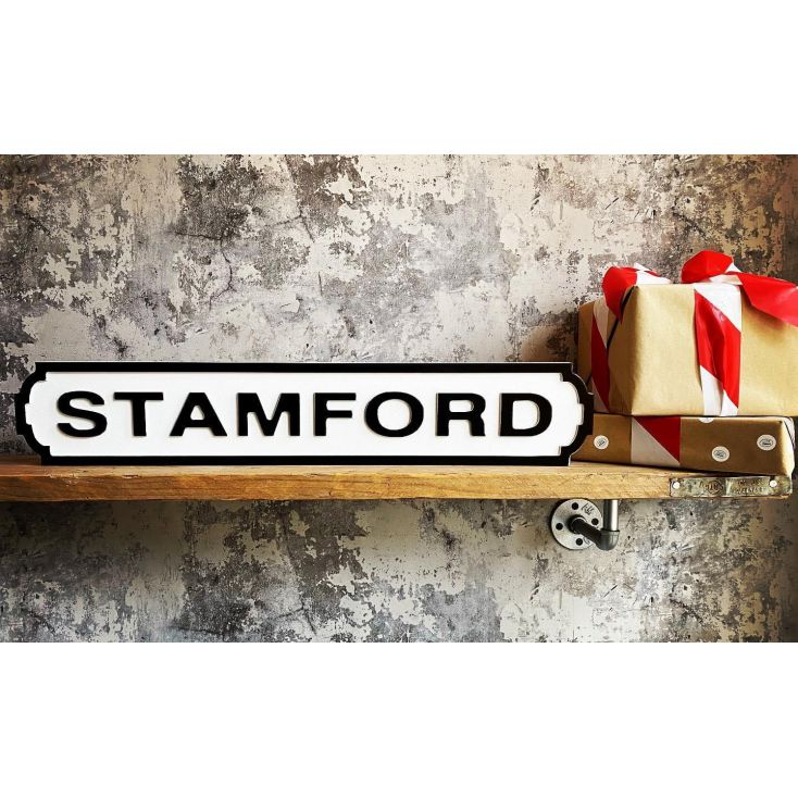 Road Signs Retro Gifts Smithers of Stamford £ 32.00 Store UK, US, EU, AE,BE,CA,DK,FR,DE,IE,IT,MT,NL,NO,ES,SE