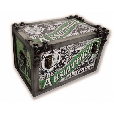 Absinthe Storage Trunk