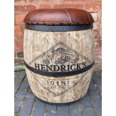 Gin Barrel Seat