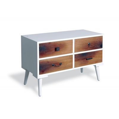 Norse Side Table 2 drawer