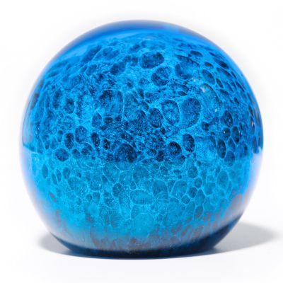Blue Moon Paper Weight