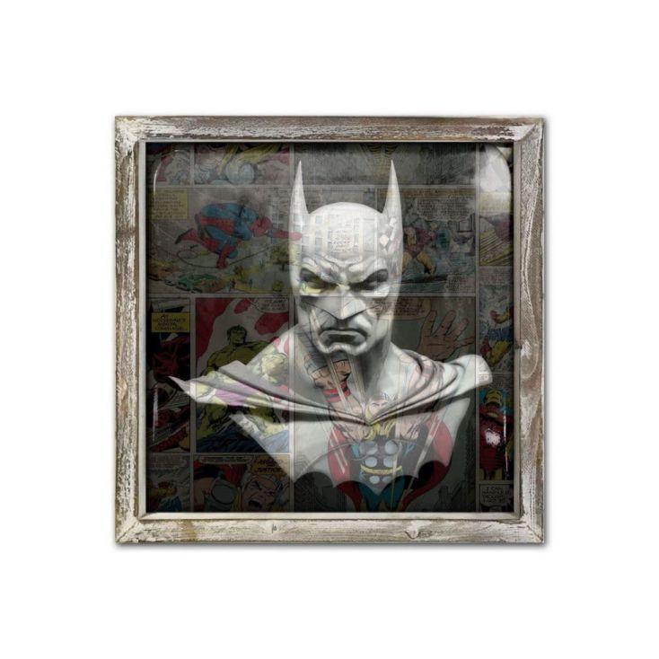 Batman Picture Frame Retro Signs £ 27.50 Store UK, US, EU, AE,BE,CA,DK,FR,DE,IE,IT,MT,NL,NO,ES,SE