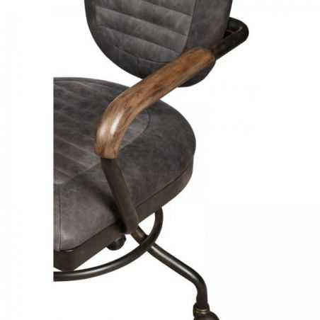 Aviation Swivel Office Chair Urban Furniture Smithers of Stamford £563.00 Store UK, US, EU, AE,BE,CA,DK,FR,DE,IE,IT,MT,NL,NO,...