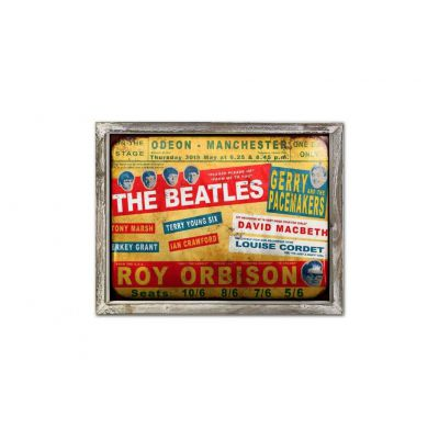 The Beatles Picture Frame