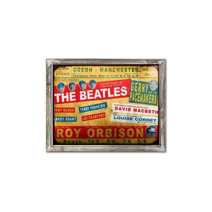 The Beatles Picture Frame Retro Gifts £ 25.00 Store UK, US, EU, AE,BE,CA,DK,FR,DE,IE,IT,MT,NL,NO,ES,SE