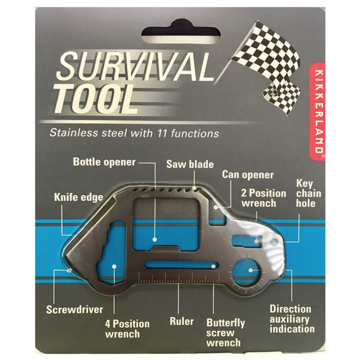 Car Shaped Survival Tool Christmas Gifts £ 5.00 Store UK, US, EU, AE,BE,CA,DK,FR,DE,IE,IT,MT,NL,NO,ES,SE