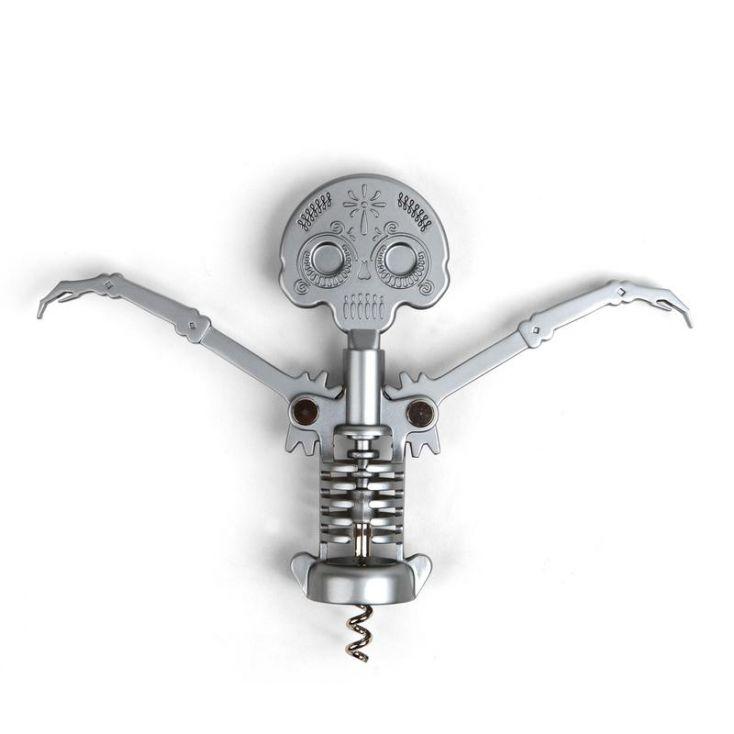Skull Corkscrew Retro Gifts £ 29.50 Store UK, US, EU, AE,BE,CA,DK,FR,DE,IE,IT,MT,NL,NO,ES,SE