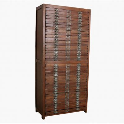 Letter Drawer Tall Cabinet
