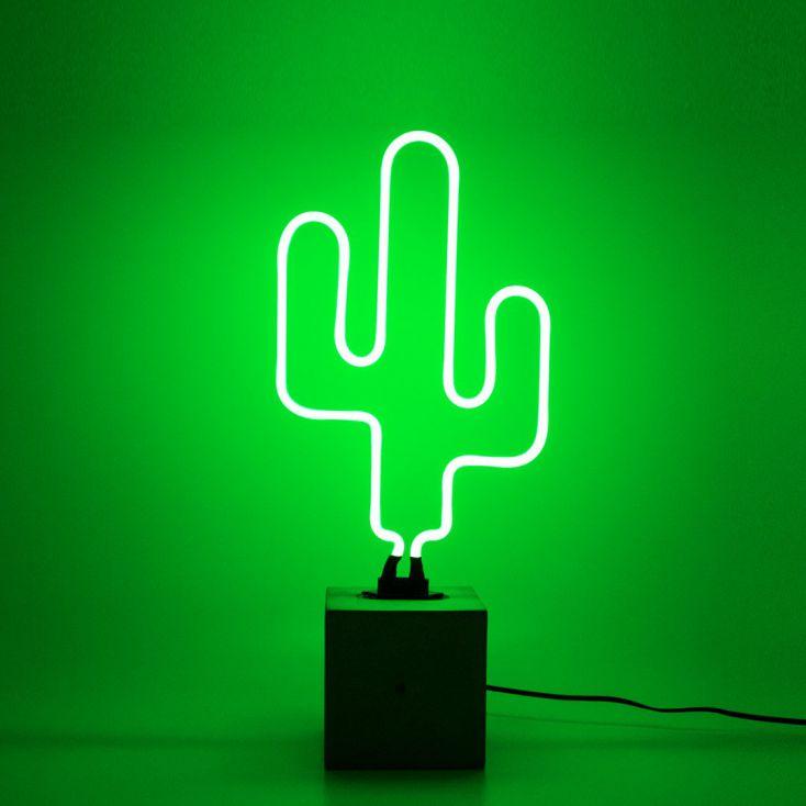 Cactus Neon Light Vintage Lighting Seletti £ 64.00 Store UK, US, EU, AE,BE,CA,DK,FR,DE,IE,IT,MT,NL,NO,ES,SE