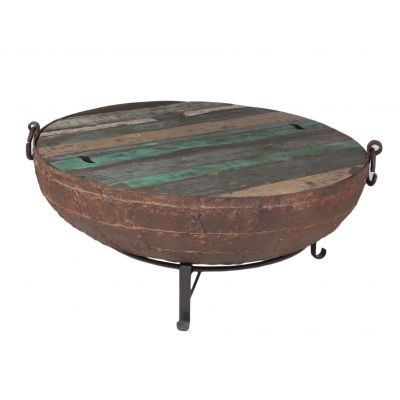 Indian Fire Pit Bowl