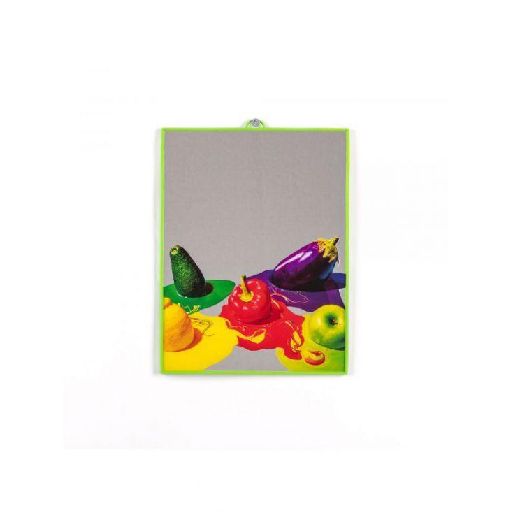 Toiletpaper Toiletpaper Vegetable Mirror Seletti Seletti £ 18.00 Store UK, US, EU, AE,BE,CA,DK,FR,DE,IE,IT,MT,NL,NO,ES,SE