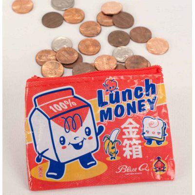 Lunch Money Purse