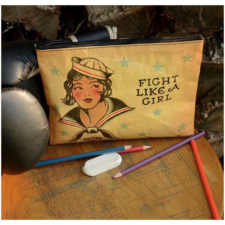 Fight like A Girl Zipper Purse Personal Accessories £ 7.00 Store UK, US, EU, AE,BE,CA,DK,FR,DE,IE,IT,MT,NL,NO,ES,SE
