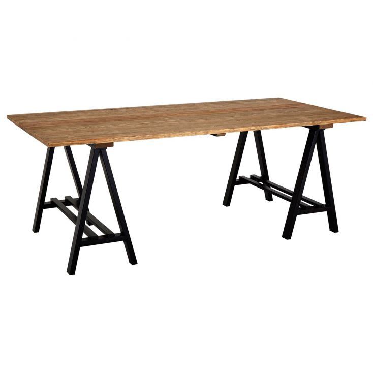 Trestle Dining Table Kitchen & Dining Room Smithers of Stamford £ 1,750.00 Store UK, US, EU, AE,BE,CA,DK,FR,DE,IE,IT,MT,NL,NO...