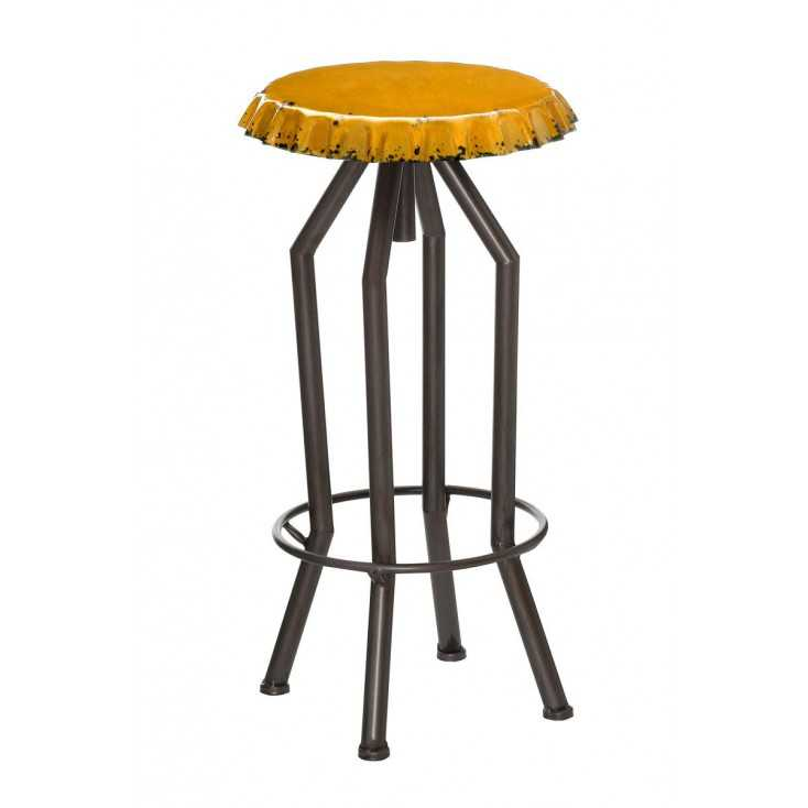 Bottle Stool Home Smithers of Stamford £190.00 Store UK, US, EU, AE,BE,CA,DK,FR,DE,IE,IT,MT,NL,NO,ES,SE