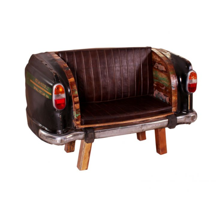 Taxi Sofa Car Upcycled Furniture Smithers of Stamford £ 2,700.00 Store UK, US, EU, AE,BE,CA,DK,FR,DE,IE,IT,MT,NL,NO,ES,SE
