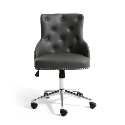 Chaise Leather Style Office Chair