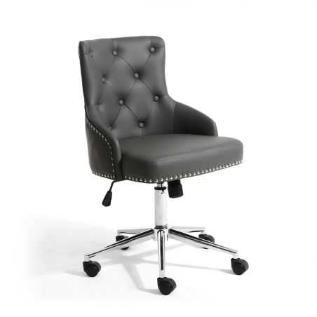 Chaise Leather Style Office Chair Designer Furniture  £315.00 Store UK, US, EU, AE,BE,CA,DK,FR,DE,IE,IT,MT,NL,NO,ES,SE