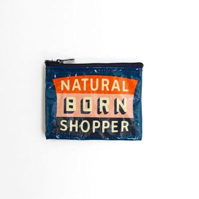 Natural Born Shopper Purse