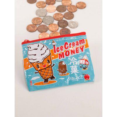 Ice Cream Money Purse